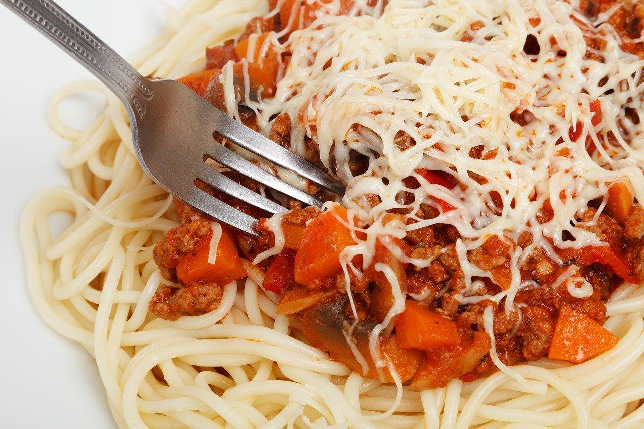 Przepis na szybkie spaghetti po kosztach.